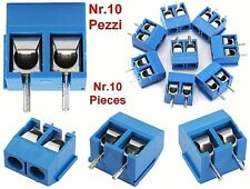 Set 10 Micro Clamps Insulated 2 Poly Mm.5 Wiring Warcraft by rail & Lights