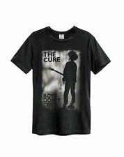 AMPLIFIED THE CURE BOYS DON'T CRY MEN'S BLACK T-SHIRT