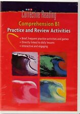 Corrective Reading Comprehension Level B1, Student Practice CD