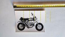 Cimatti Bobcat 50 minibike foto cartella stampa originale anni 70 no depliant