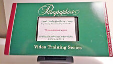 Paragraphics Video Training Series Engraving Sandblasting Airbrush Demos