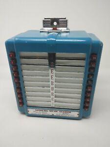 """Seeburg Wallbox - 3W2-L56 """"3-Wire Wall-O-Matic"""" - 1946-1948 - Untested"""