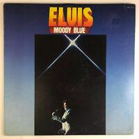 Elvis Presley Lot Of 4 Vinyl LP Moody Blue Memories GI Blues Golden Records