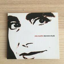 Mia Martini _ Davvero di Più _ CD Album digipak _ Linea 2004 fuori catalogo RARO