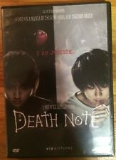 Death Note (DVD, 2008)