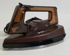 Black & Decker Small Wonder Travel Folding Craft Portable Steam Dry Iron