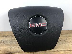✅ 2007 2008 2009 2010 GMC ACADIA LEFT DRIVER SIDE STEERING AIR WHEEL BAG BLACK