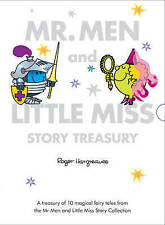 Mr. Men and Little Miss Story Treasury by Roger Hargreaves (Hardback, 2011)