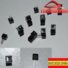 2x sensor de infrarrojos CNY70 DIP-4 IC para arduino raspberry pi protoboard