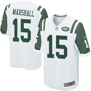 Nike NFL Youth New York Jets Marshall Brandon #15 Game Team Jersey