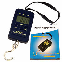 Portable 40kg/10g Electronic Hanging Digital Weight Scale KG LB Jin OZ SR NEW