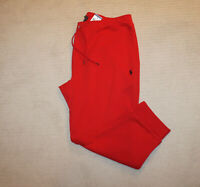 NEW Polo Ralph Lauren Pony Logo Big and Tall Lightweight Unlined Sweatpants LT