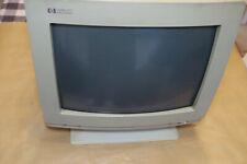 HP  Hawlett Pacard D1194A SVGA Monitor 1991 retro CRT
