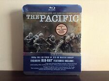 The Pacific (Blu-ray Disc, 2010, 6-Disc Set,) *BRAND NEW*