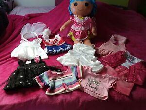 Build a Bear Lalaloopsy Doll bundle