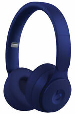NEW Beats by Dr. Dre Solo Pro Wireless Headphones, Dark Blue SEALED RETAIL BOX