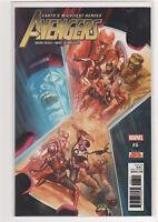 Avengers #6 Mark Waid Alex Ross Spiderman Iron Man Thor Falcon Vision 9.6