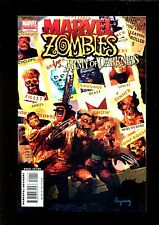 MARVEL ZOMBIES  (9.8) VS ARMY OF DARKNESS SYDAM (b009)