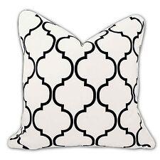 Geometric Moroccan 100% Cotton Decorative Cushions & Pillows