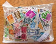 WORLDWIDE Deluxe Off Paper 100gms 1200+ Unsorted Plus FREE GIFT SEE BELOW NJ866