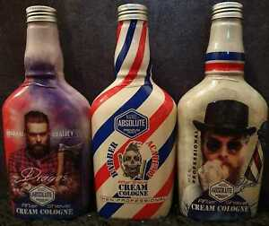 NANO ABSOLUTE - Professional Barber - After Shave Cream Cologne - 400ml - Splash