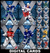 Topps SKATE XCELLENCE 2020 Series 2 [15 CARD BASE SET] Fowler/Panik+++