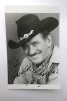 Rod Taylor Autogrammkarte Autograph