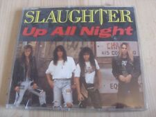 Slaughter:  Up all night    CD Single     NM