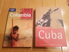 Colombia and Cuba Travel Guides