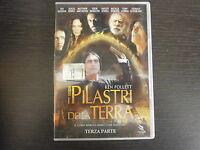 I PILASTRI DELLA TERRA (TERZA PARTE) DVD ORIGINALE -visitate COMPRO FUMETTI SHOP
