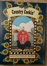 COOKBOOK RICHMOND VA Southern States Employees 1st Edition Illustrated 1999 FOOD