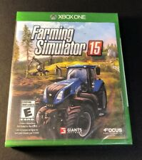 Farming Simulator 15 (XBOX ONE) NEW