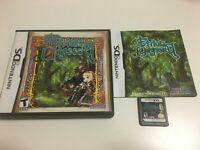 Etrian Odyssey Nintendo DS COMPLETE EXCELLENT CONDITION