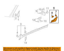 Buick GM OEM 08-17 Enclave Exterior-Rear Molding Right 25879276