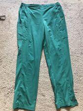 Good Used Condition Women's Green Vera Bradley Scrub Pants Size Xl