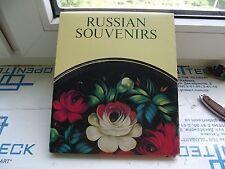 RUSSIAN SUVENIRS. M. Chareyskaya AURORA. LENINGRAD. 1978. English. 104 р.