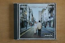 Oasis   – (What's The Story) Morning Glory?  (Box C294)