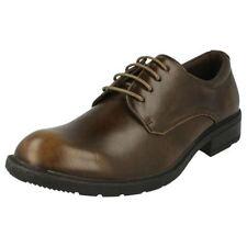 Chaussures habillées marron Maverick pour homme