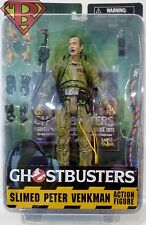 """SLIMED PETER VENKMAN Ghostbusters 7"""" inch Action Figure Diamond Select 2016"""