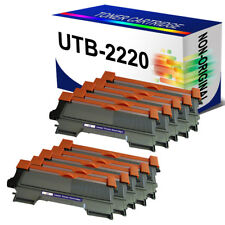 10 x TN-2220 Laser Toner Cartridge for Brother MFC-7460DN HL2250DN HL2270DW