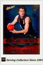 2016 AFL Future Force Trading Card Un18 All Australian AA4 A. McGrath (Essendon)
