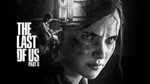The Last of Us II Poster Canvas Picture Art Print Premium Quality