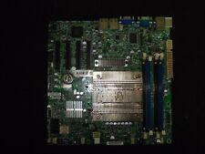 SUPERMICRO - X9SCM-F - LGA 1155 Intel C204 Micro ATX Intel Xeon E3  Motherboard
