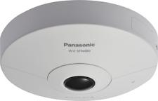 Panasonic WV-SFN480 360 Degree Dome 9 Megapixel Network/IP Camera