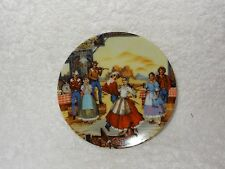Small Avon American Portraits Plate Collection- The Southwest- Don Sheffler-1985