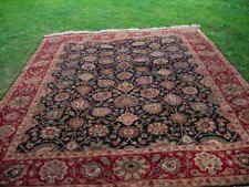 Super Clearance Sale! Stunning Top Flight Super Plush 9X12 Indian Agra Rug