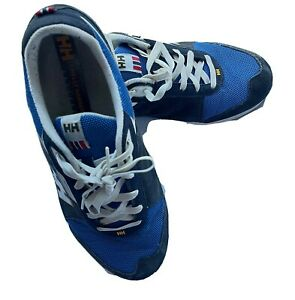 HH Helly Hansen Retro Style Color  Imperfect Preowned Tennis Women Shoe 9.5 M