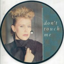 """Picture-Disc Single: HAZEL O'CONNOR 7"""" Don't Touch Me (UK,RCA,1984)"""