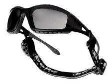 Bolle TRACKER Safety Glasses - TINTED LENS Airsoft Eye Protection Army Goggles