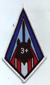 US Air Force Lockheed Skunkworks SR-71 Diamond Patch Vietnam Iraq Spy Plane CIA